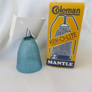 COLEMAN KER-O-LITE Lamp Parts & LANTERN MANTLES