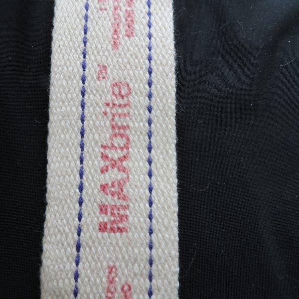 """1 1/2""""x8"""" MAXbrite flat wick-9887"""