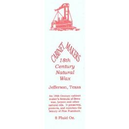 Cabinet wax