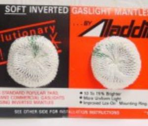 inverted gas light