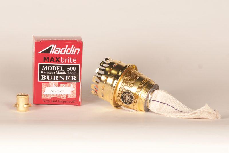 Aladdin Lamp Burners and Collars