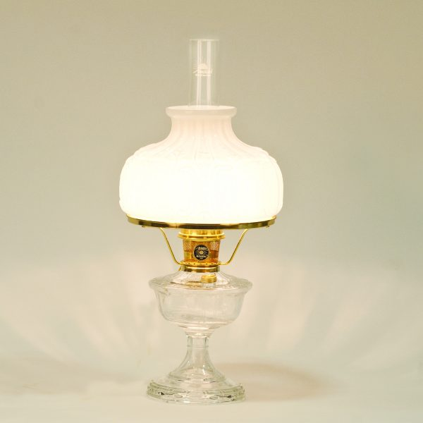 how to clean brass lamp
