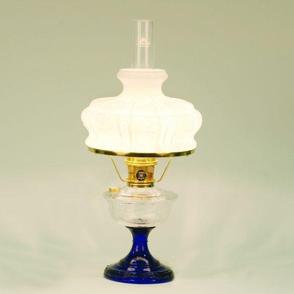 Vcb2312b s401r aladdin alexandria clearcobalt brass lamp s401r vcb2312b s401r aladdin mozeypictures Choice Image