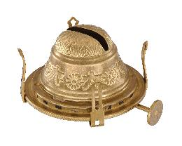 Oil Lamp Burners and Collars